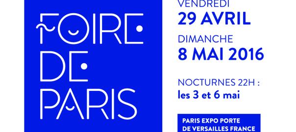 Le Jardin à Paris – Foire de Paris 2016